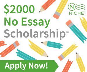 7 Best Scholarship Essays Examples - Templatenet